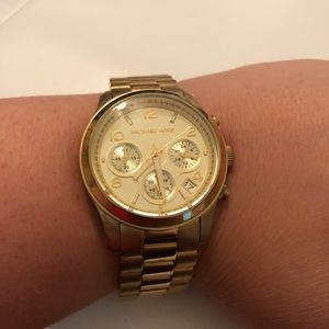 Used MK watch.
